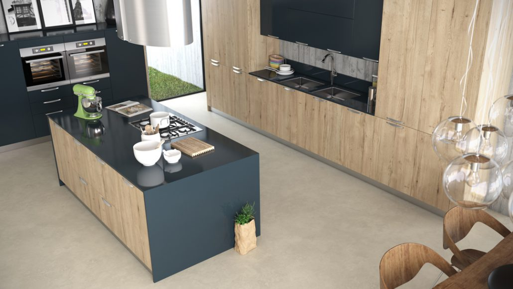 Cocinas castell n dise o de cocinas muebles de cocina completa - Muebles de cocina castellon ...