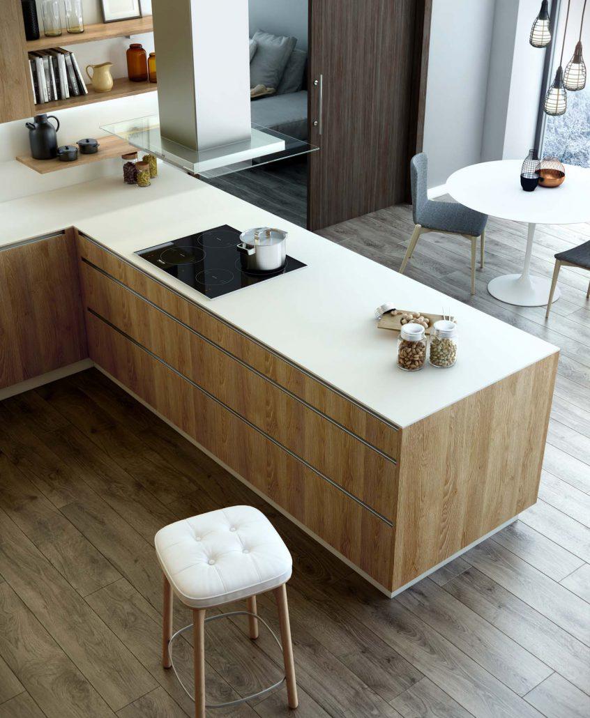 Cocinas castell n dise o de cocinas muebles de cocina - Muebles en castellon ...